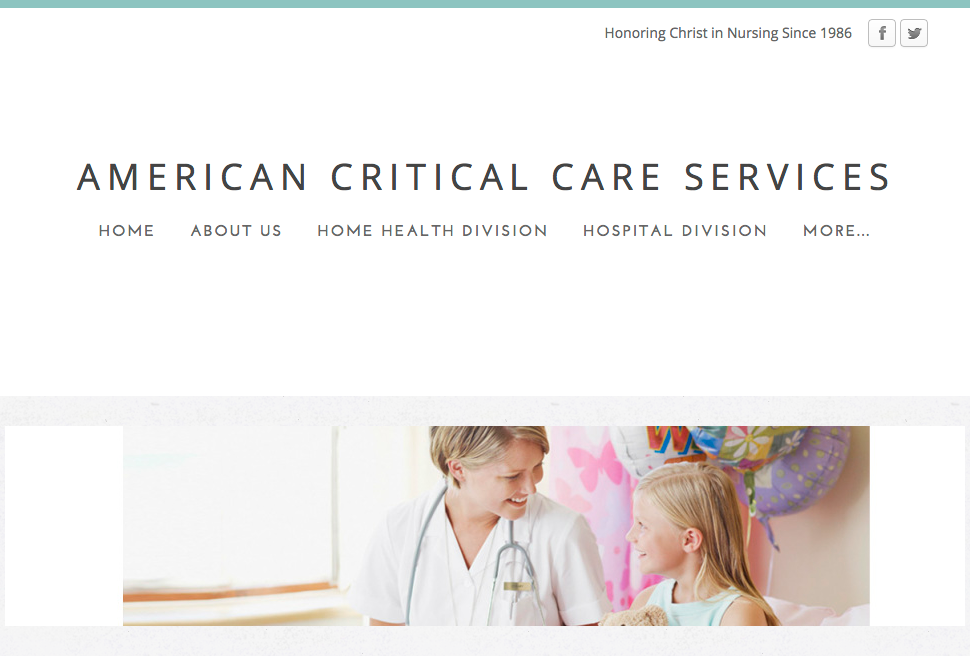 American Critical Care Services